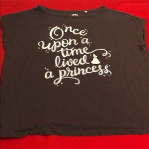 Tops - DISNEY FOR UNIQLO PRINCESS T SHIRT XL